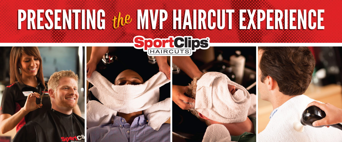 The Sport Clips Haircuts of Foothill Ranch  MVP Haircut Experience