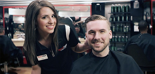 Sport Clips Haircuts of Foothill Ranch ​ stylist hair cut